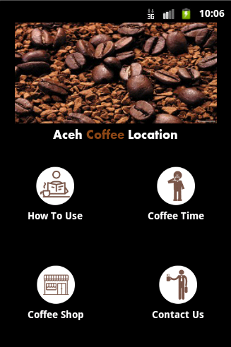 Aceh Coffee Location
