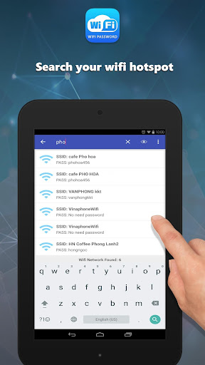 Wifi Password Show app (apk) free download for Android/PC