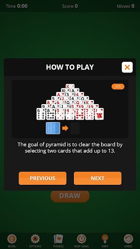 Pyramid Solitaire 1.15 screenshots 10