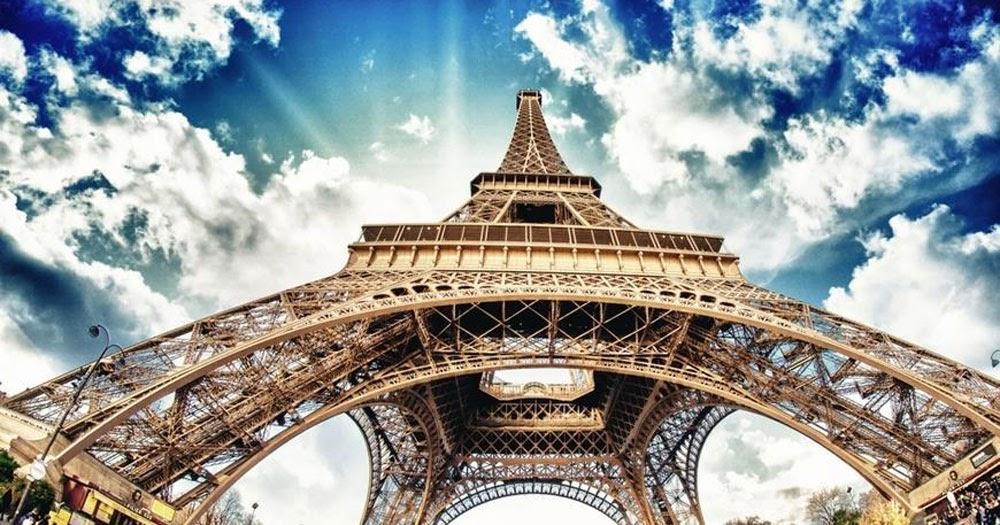 Франция - Эйфелева башня
