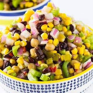 Black Bean and Corn Salsa.