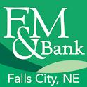 F&M Bank Falls City icon