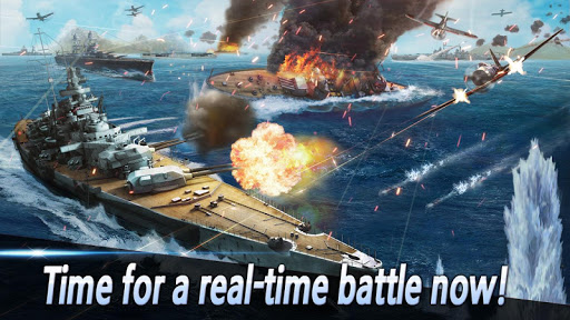 WARSHIP BATTLE ONLINE 0.5.5 screenshots 2