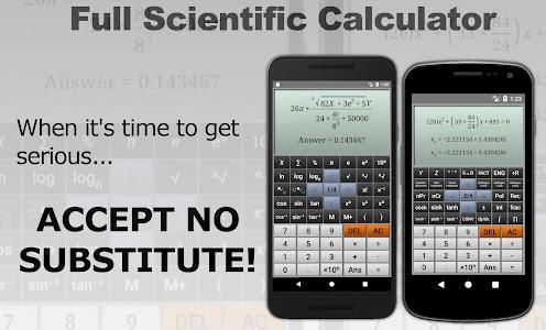 Full Scientific Calculator 1.84d