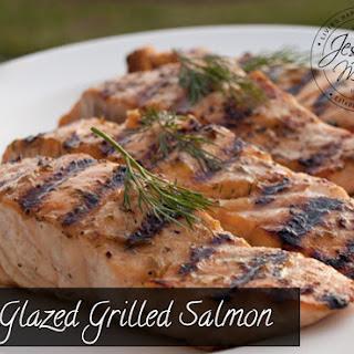Lemon Pepper Glazed Salmon Recipes