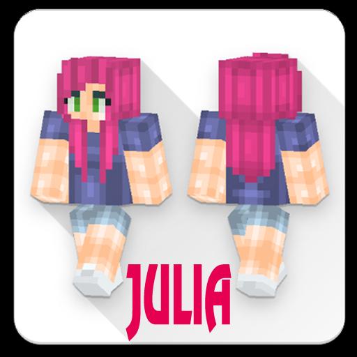 Julia MineGirl 2