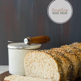 Everything Bagel Bread