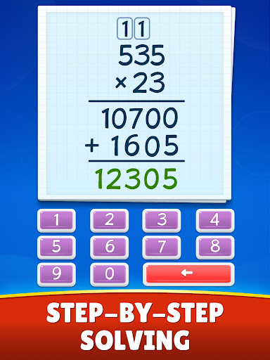Math Games - Addition, Subtraction, Multiplication apktram screenshots 13