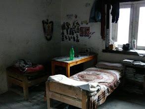 Photo: In diesem Internat wohnen die Mädchen, die einen weiteren Schulweg haben, die Nepalkids haben die Betten zugesteuert.