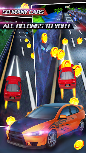 Death Night:Highway Racing