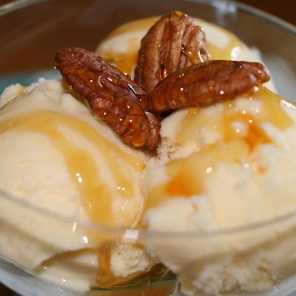 Sweet Potato Pie Ice Cream, Iris Recipe