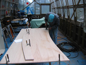 Photo: Plank Cutting