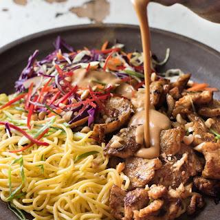 Noodle Curry Salad Recipes