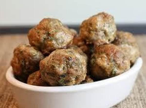 Tofu *meatballs (meatless) (vegetarian)