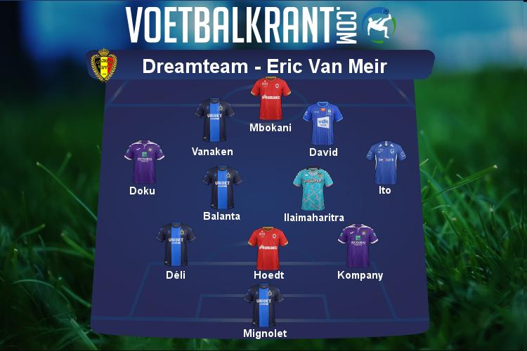 Ideale 11 Eric Van Meir