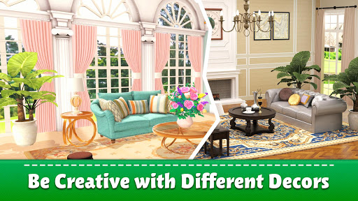 Sweet Home - Design Home Game 1.0.9 de.gamequotes.net 2
