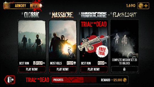 Into The Dead Mod Apk Latest (Unlimited Money + Ammo) 2020 6
