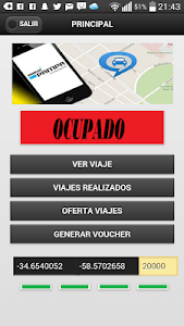 Taxi Pampa Taxistas screenshot 3