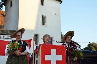 Photo: Festansprache von  Nationalrätin Susanne Leutenegger Oberholzer