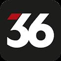 Route 36 icon