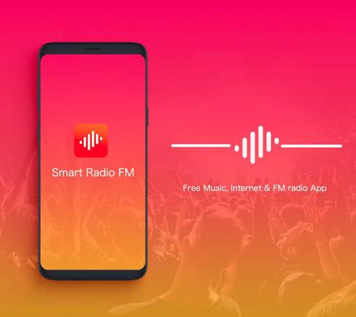 Smart Radio FM - Free Music, Internet & FM radio 1.7.7 screenshots 1