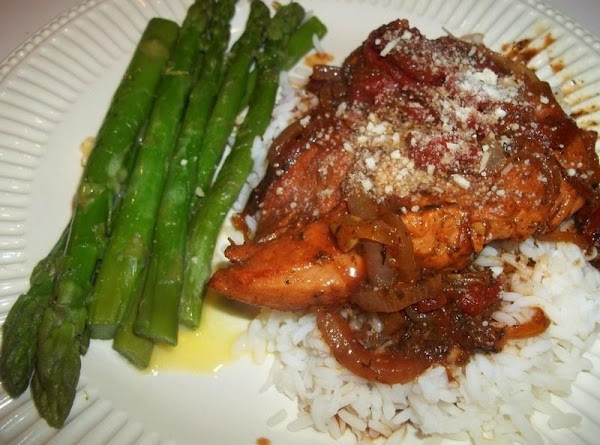 Italian Balsamic Chicken / My Way Recipe