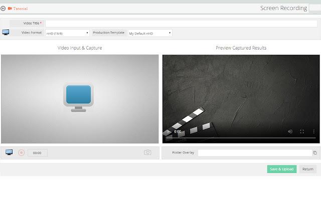 CheersVideoMail Screen Capture