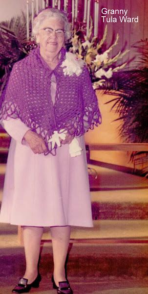 Photo: Granny Tula Ward - http://CanaanUMC.net