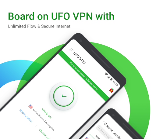 UFO VPN - Best Free VPN Proxy with Unlimited 2.0.3 app 1