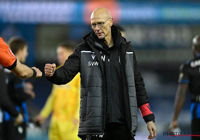 """Interim-trainer Stef Van Winckel weet nog niet of hij ook de volgende wedstrijd aan het roer zal staan: """"Ik blijf beschikbaar als het moet"""""""
