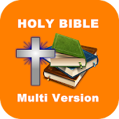 Multi Version Bible Free App