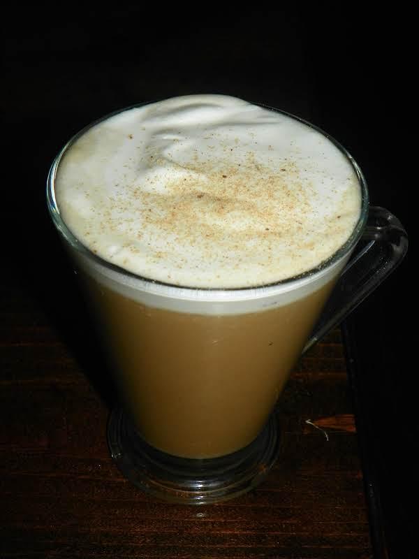Irish Cappuccino Recipe