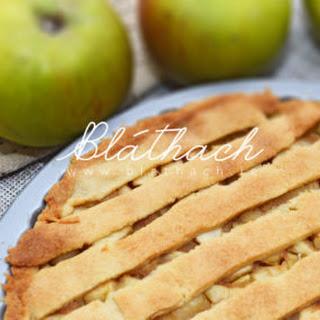 Cinnamon Apple Tart / Apple Pie Recipe