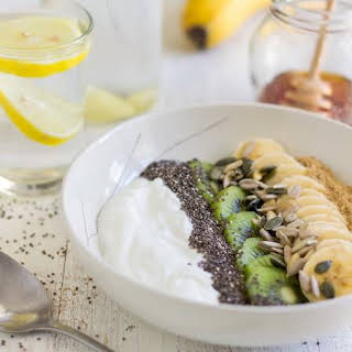 Super Healthy Breakfast Bowl.