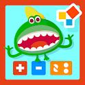 Montessori Monster Maths Lab icon