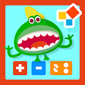 Montessori Monster Maths Lab
