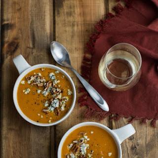 Smoked Paprika Sweet Potato Soup Recipe