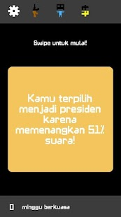 Jadi Presiden Screenshot