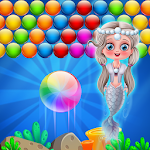 Little Mermaid Bubble Shooter Icon