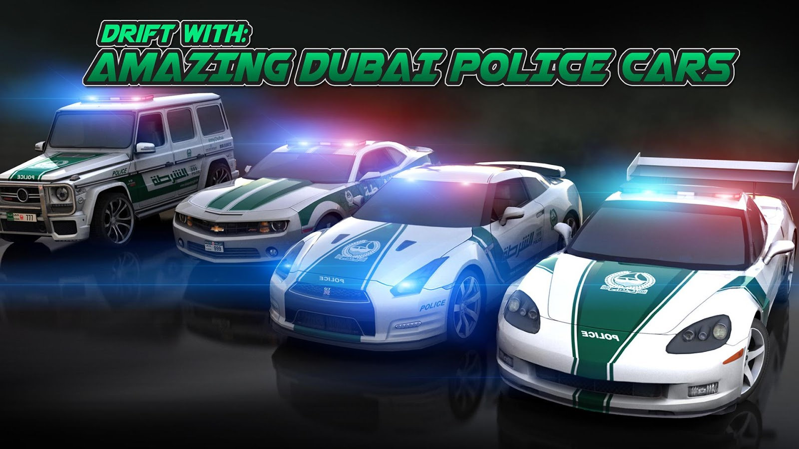 Dubai racing no wifi games for android phone