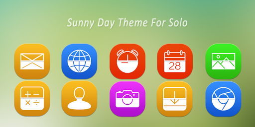Sunny Day-Solo Theme