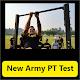 New Army PT Test Standards & Training Plan