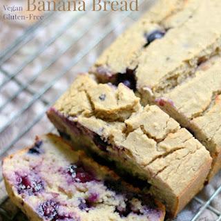 Blueberry Yogurt Banana Bread