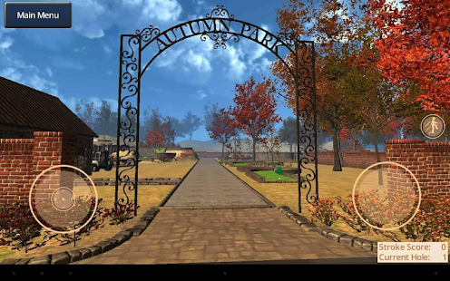 Autumn Park Mini Golf- screenshot thumbnail