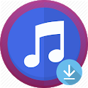 Blue - Free Music Downloader icon