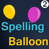 Kids Spelling Learning Balloon 2 Android APK Download Free By ACKAD Developer.
