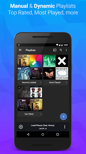 doubleTwist Music & Podcast Player with Sync 3.3.5 screenshots 4
