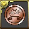 ウエハーマンメダル【銅】