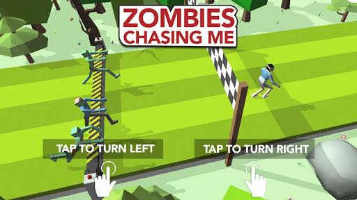 Zombies Chasing Me screenshot 11