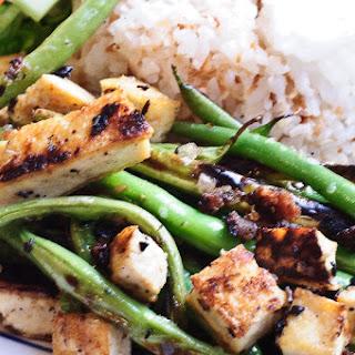 Vietnamese Lemongrass Green Beans and Tofu – Recipe